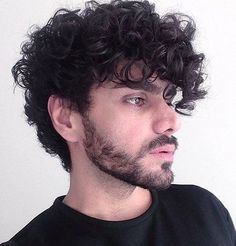 Curly Men Hairstyles and Haircuts Guides | Curly Hair Guys