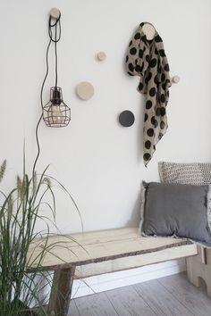 Creëer met knoppen je eigen kunstwerk aan de muur - KARWEI