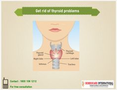 Homeopathy is safe and most effective diagnosis and appropriate treatment for people suffering from thyroid disorders. Homeopathy treatment provided by Homeocare International will give permanent solution from thyroid problem and all the diseases caused due to thyroxine imbalance without any side effects.   Visit us at: http://www.homeocare.in/thyroid_treatment.html  Hyderabad 500003 Phone # : +91-9246882222, +91-9246888866 Toll free no 1-800-108-1212