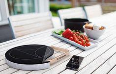 Gadgets para la cocina del futuro que incluye el iPhone | #paratorpes #gadgets #cocina