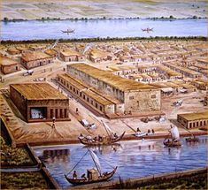 Slideshow about Lothal, the only Indus River Valley city that had a dock for ships. Located in Gujarat in western India, it is a fascinating place to visit!