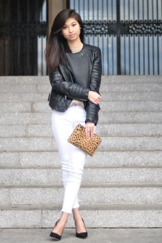 forevervanny: Outfit: Bold Neutrals