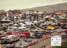 Dakar Village Lima  the Capital of Peru was the starting point of the Rallye Dakar 2013.