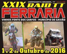 Raid TT Ferraria 2016: Rita Oliveira no Gavião com o título já assegurado