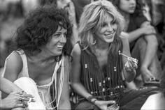 Grace Slick, 70s Aesthetic, Rock Festivals, Rock Artists, Still Photography, Janis Joplin, Photos Du, Pink Floyd, Woodstock