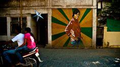 Amitabh Bhachan. India's biggest superstar