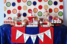Robot Party Pack by thecouturecakery on Etsy, $25.00