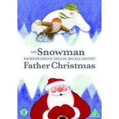 The Snowman/Father Christmas [DVD] [2005]: Amazon.co.uk: Film & TV