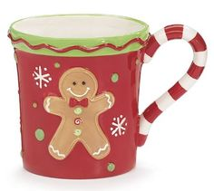 Gingerbread Man Coffee Mug/cup with Candy Cane Handle Adorable Gingerbread Collectible or Gift, http://www.amazon.co.uk/dp/B008STAITS/ref=cm_sw_r_pi_awdl_ELiHwb08NDTJ6