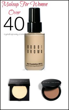 I love Bobbi Brown makeup so I decided to get the Skin Foundation SPF 15. This foundation offers invisible, weightless coverage that looks like skin, not makeup.