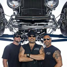 Best Danny Koker Images On Pinterest Counting Counting Cars - The count car show