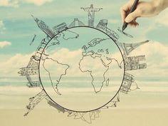 O que fazer com sua recordação de viagem? - Oficina de Curioso