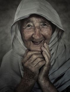 Grandma Betty - by Amanda101 - her grandmother was 86 at time of photo.     World Photography Organisation
