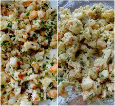 shrimp and lobster filling for ravioli