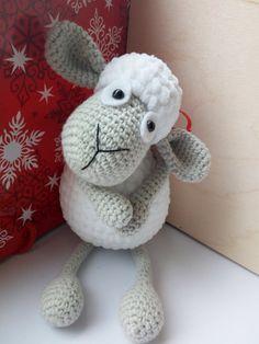 Sheep amigurumi Crochet sheep  handmade amigurumi sheep