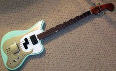 Teisco Bass