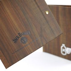 Wood-effect Menu Covers - The Smart Marketing Group - Hospitality