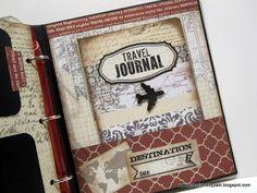 Creations by Patti: Mini Books