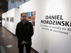 El fotógrafo Daniel Mordzinski