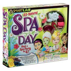 SmartLab All-Natural Spa Day Kit