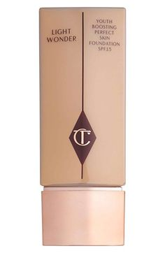 Charlotte Tilbury | Light Wonder Youth-Boosting Perfect Skin Foundation