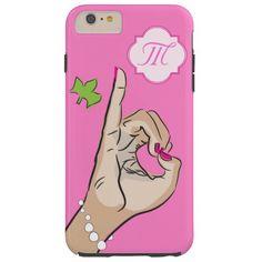 Cute Monogram Case-Mate Tough iPhone 6 Plus Case