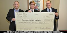 Better Made Donates More than $25k to Karmanos Cancer Institute!