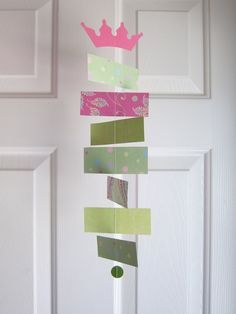 Princess and the Pea Garland Decorations
