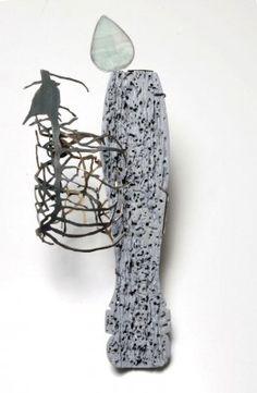 """Ketli Tiitsar """"Halfway"""".  Brooch. 2011"""