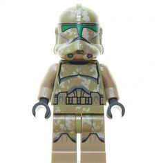 Clone Trooper Set:  75035 - Kashyyyk Troopers sw519- (2014)