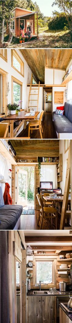 Top 7 mobile homes in Sunset's Small Space, Big Dreams Home Awards | TIny Homes