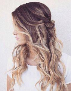 #hair #longhair #blonde #shatush #blondehair #girl