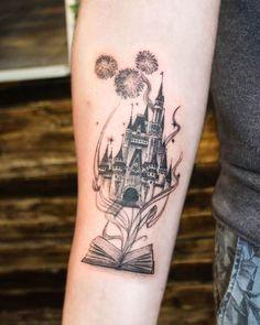 Top 71 Best Small Disney Tattoo Ideas - [2021 Inspiration Guide]