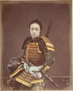 IMAGES OF OLD JAPANESE ARMOR | Old Japan Comes to Life in Images From The Metropolitan Museum of Art ...