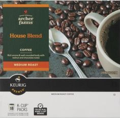 Archer Farms Coffee K-Cups Just $4.99 at Target (after Cashback)