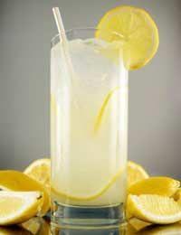 Traditional lemonade, pink lemonade and rose lemonade recipes.