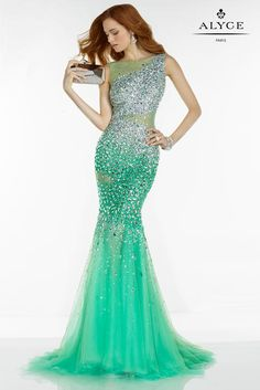 Alyce Prom 6525 Alyce Paris Prom - Effie's Boutique