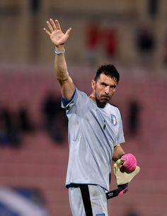 Gianluigi Buffon of Italy