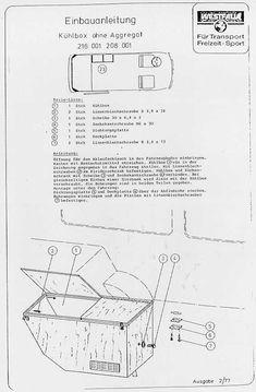 Westfalia Einbauanleitung