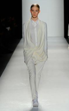Korean Fashion by Park Choonmoo - Fall/Winter 2013