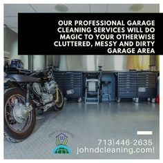 We organize all areas of your home. Deep Cleaning Services, Clean Garage, Texas Homes, Clutter, Clean House, How To Find Out, Organization, Organize, Getting Organized