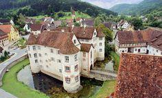 Wasserschloss Glatt, Germany