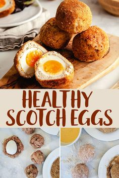 These filling Scotch Eggs are made with zero point ground turkey. They are then oven baked making them a perfect Weight Watchers lunch recipe. At just 2 Smart Points per Scotch Egg they also make an ideal low point Weight Watchers snack. Plan Weight Watchers, Weight Watchers Pasta, Weight Watchers Lunches, Weightwatchers Snacks, Egg Weight, Scotch Eggs Recipe, Zero Carb Diet, Low Carb, Egg And Grapefruit Diet