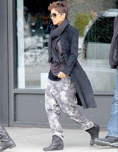 Le look du jour: Halle Berry