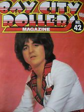 THE OFFICIAL BAY CITY ROLLERS MAGAZINE NO 42 MAY 1978
