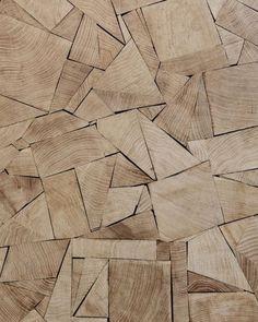 Parquets originaux Patchwork de morceaux de chêne en bois debout, Raphael Navot (Vedes Rénovation) Wood Floor Texture Ideas & How to Flooring On a Budget Step by Step Floor Patterns, Textures Patterns, Tile Patterns, Pattern Art, Renovation Parquet, Wood Floor Texture, Parquet Texture, Texture Tile, Laminate Texture