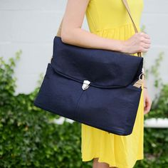 Marlene Purse In Navy