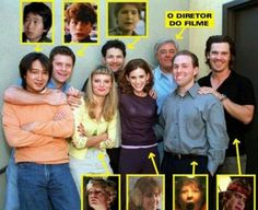 The Goonies, Before and After