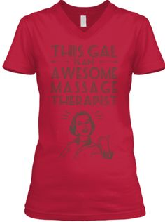 Women's Massage Therapist Tee/Hoodie!