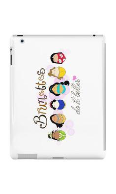 Brunette Disney Ladies by LaurasLovelies